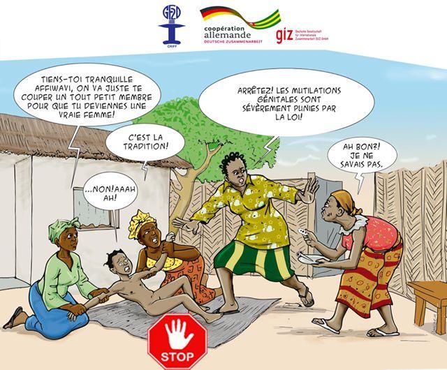 STOP aux mutilations génitales