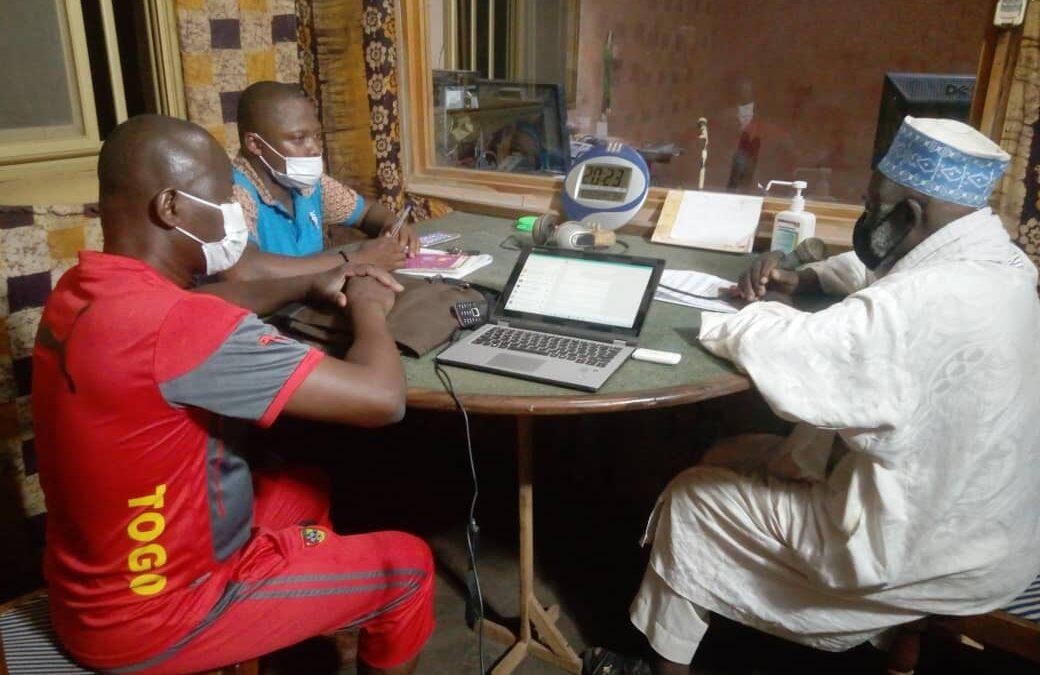 Vaccination contre la COVID-19 au TOGO : LES ACTEURS DE LA SANTÉ EN ACTION POUR LA SECONDE PHASE DE LA CAMPAGNE